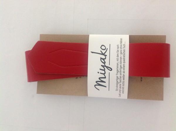 Taschengriffe Miyako Rot