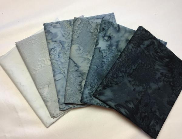 FQ Päckchen Batik Grey