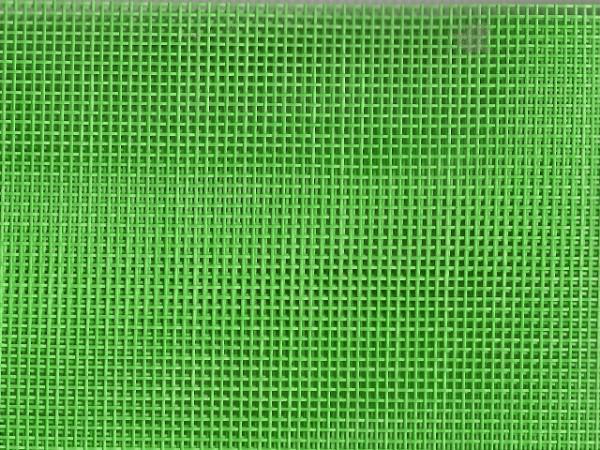 Vinylmesh in Leuchtgrün