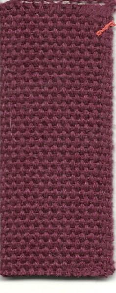 Gurtband in Weinrot