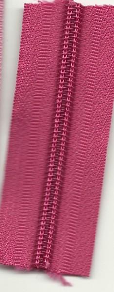 Endlosreißverschluß 5mm in Pink