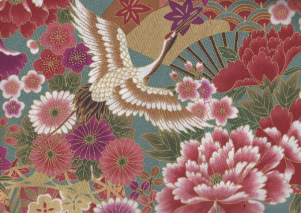 Japan Flowers-mint
