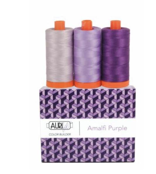 3 Garne-Amalfi Purple
