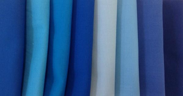 FQ Päckchen Uni Blau