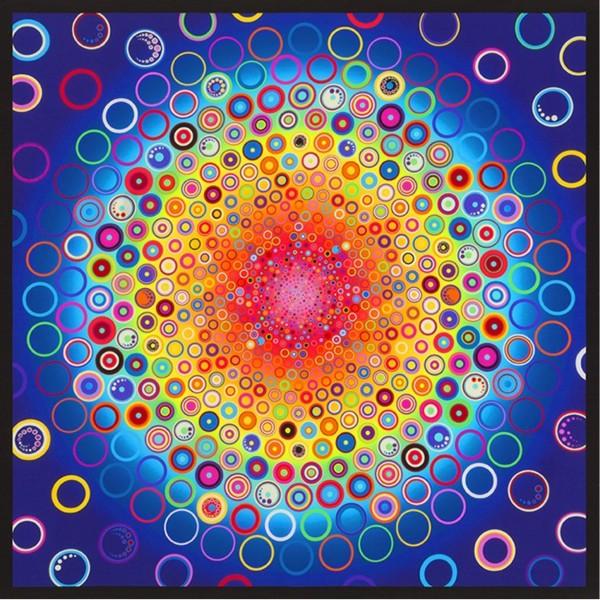 Effervescence Rainbow Panel