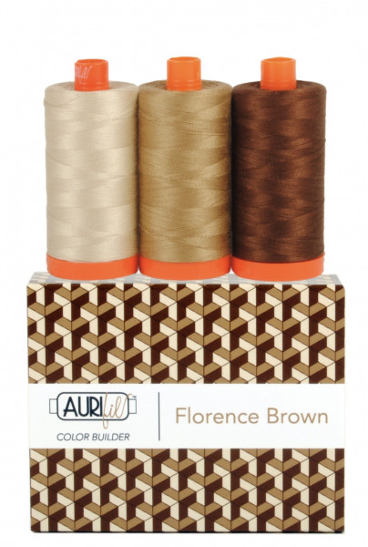 3 Garne-Florence Brown