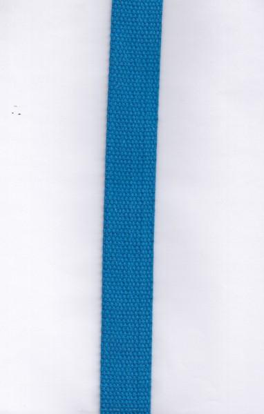 Gurtband in Mittelblau 299