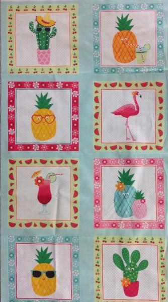 Fruity Friends Panel