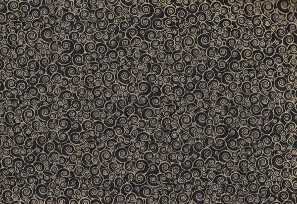 Rhapsody Scroll Black