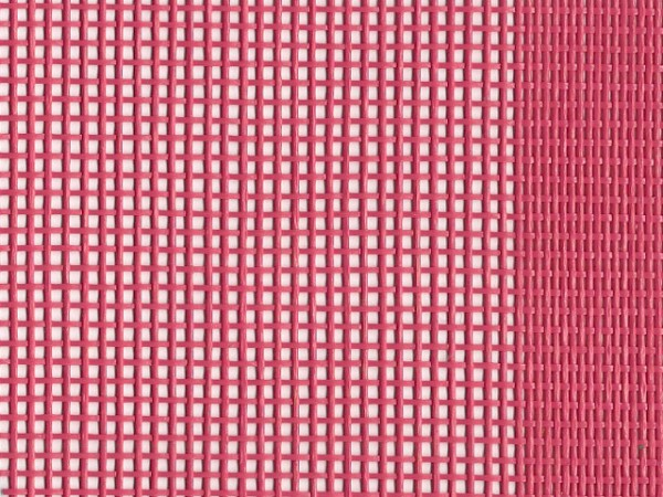 Vinylmesh in Pink
