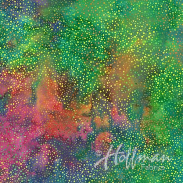 3019-198 Batik Dots