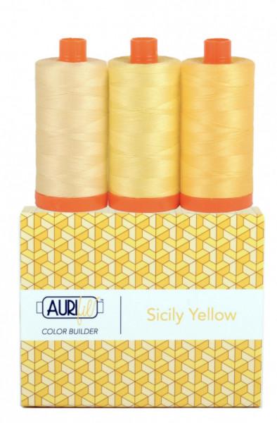 3 Garne-Sicily Yellow