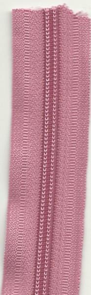 Endlosreißverschluß 5mm in Rosa