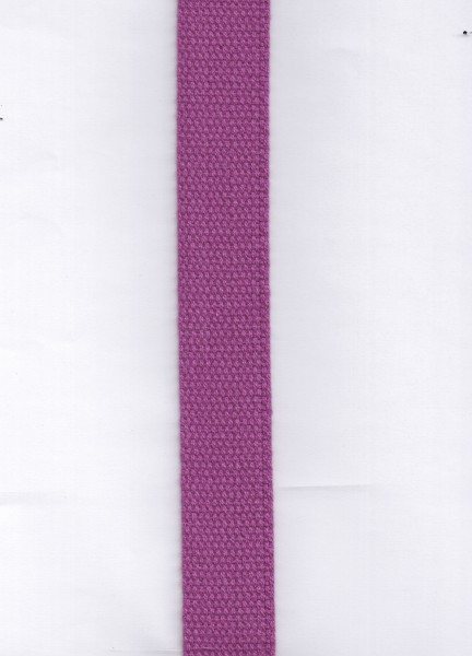 Gurtband in Violet 160
